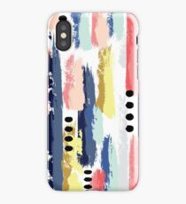 Painted Horse Lane iPhone Case