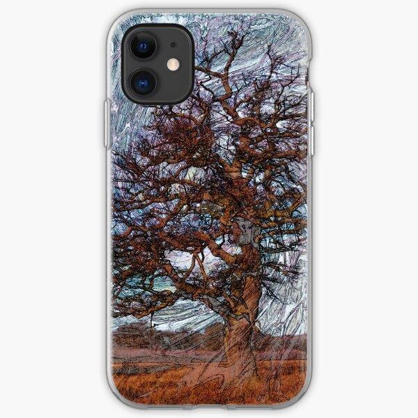 World Trees 4 iPhone Soft Case