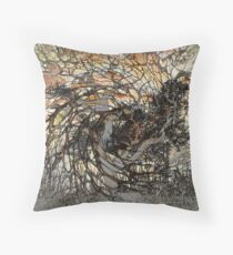 World Trees 2 Floor Pillow
