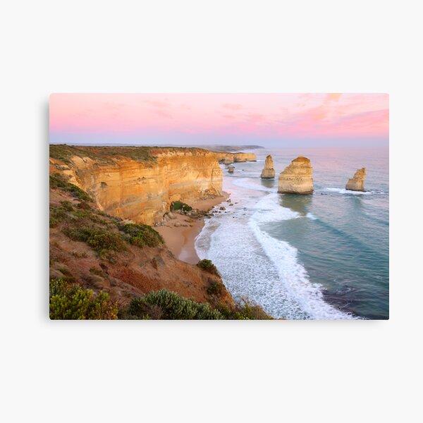 The Twelve Apostles, Great Ocean Road, Australia Canvas Print