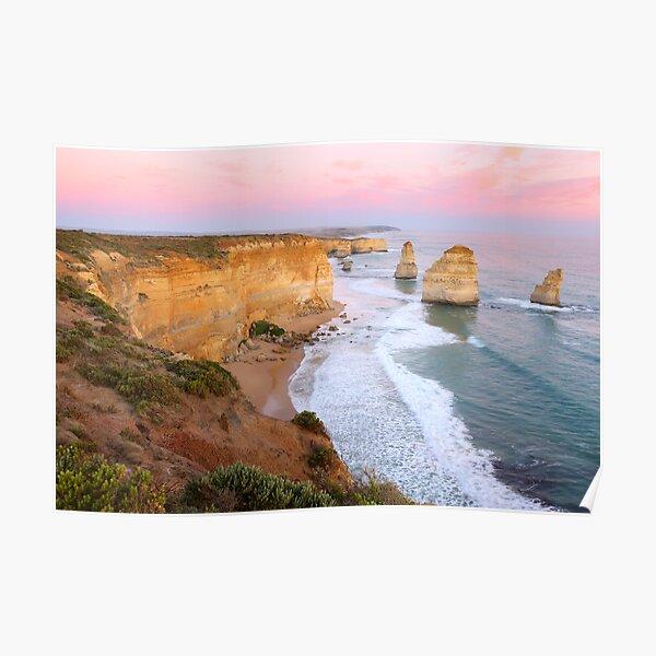 The Twelve Apostles, Great Ocean Road, Australia Poster