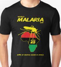 World Malaria Day 2 Unisex T-Shirt