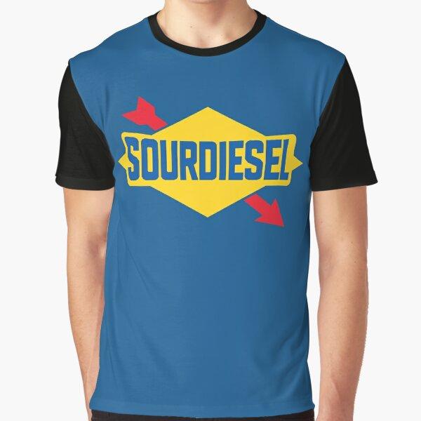 Sour Diesel Graphic T-Shirt