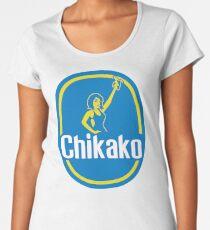 Terrace House: Chikako Banana Women's Premium T-Shirt