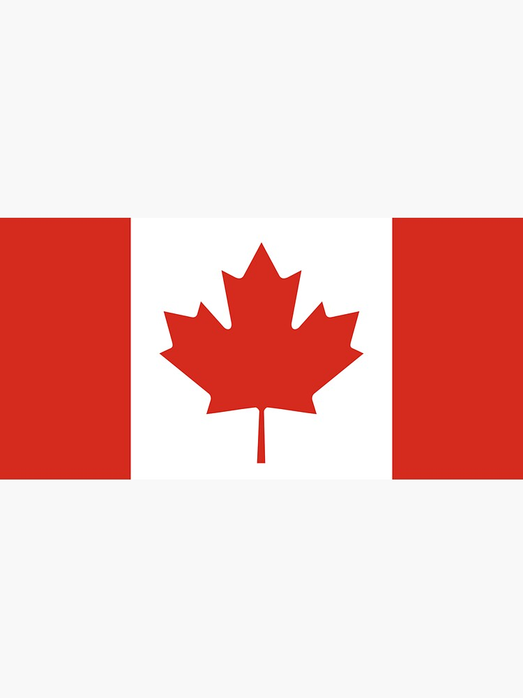 Official Flag of Canada by mrawfle