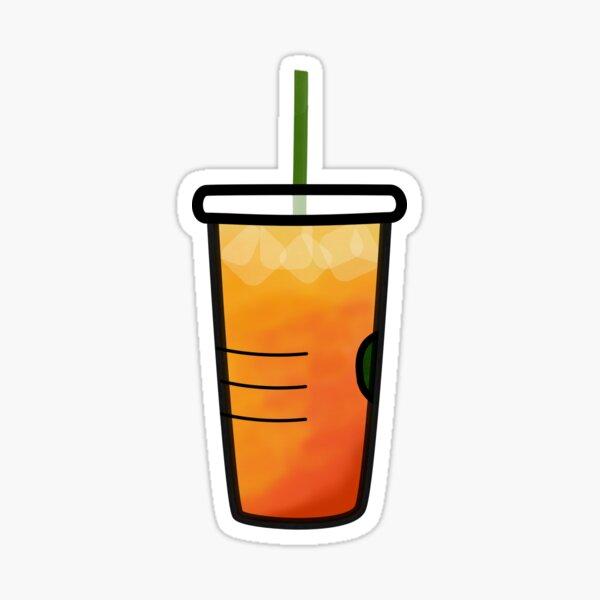 Starbucks - Iced Tea Sticker