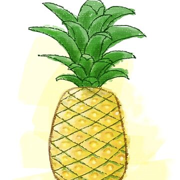 Pineapple by jorion