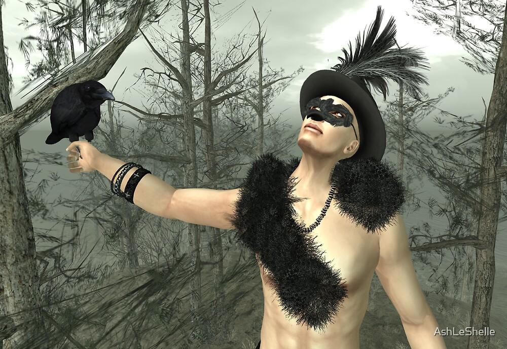 Ravens by AshLeShelle