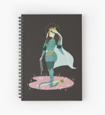 Our Lady's Armory Spiral Notebook