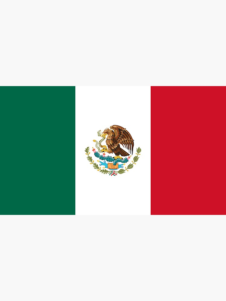 Official Flag of Mexico by mrawfle