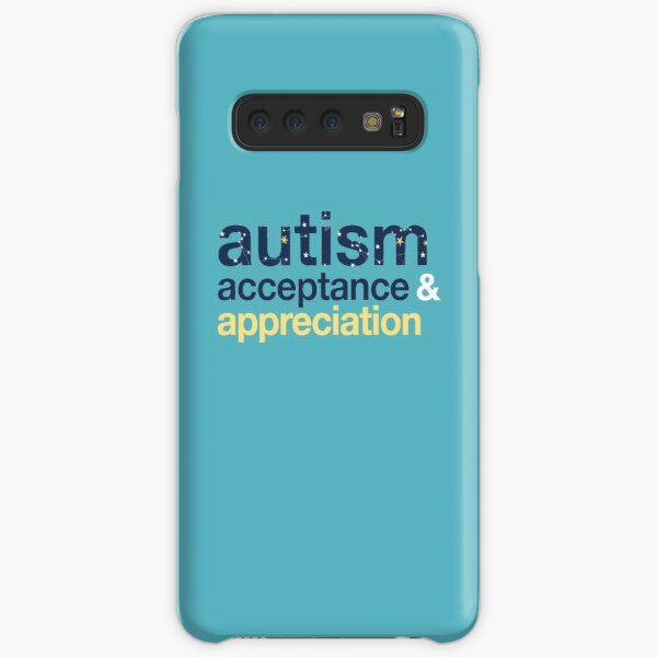 Autism Acceptance & Appreciation  Samsung Galaxy Snap Case