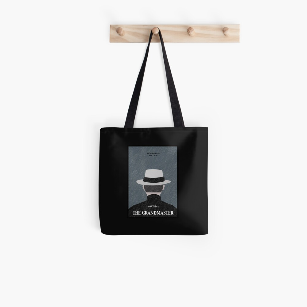 """""""the Grandmaster"""" Tote Bag By Moviemadness"""