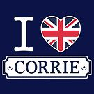 I Heart Corrie by JohnnyMacK