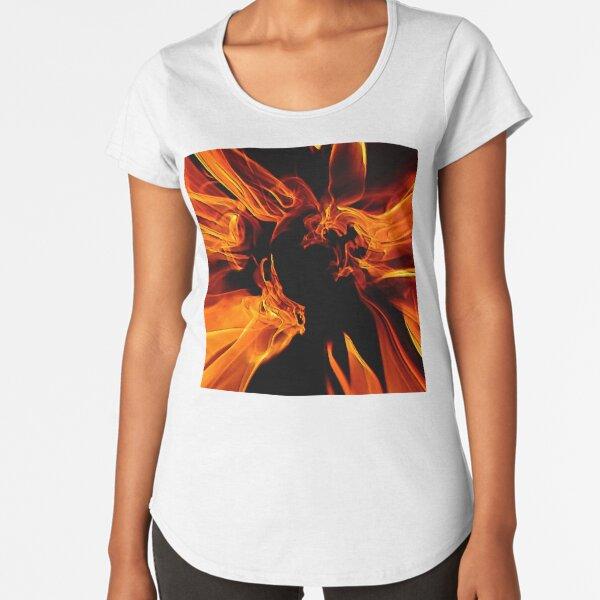 Solar Ghosts 2 Premium Scoop T-Shirt
