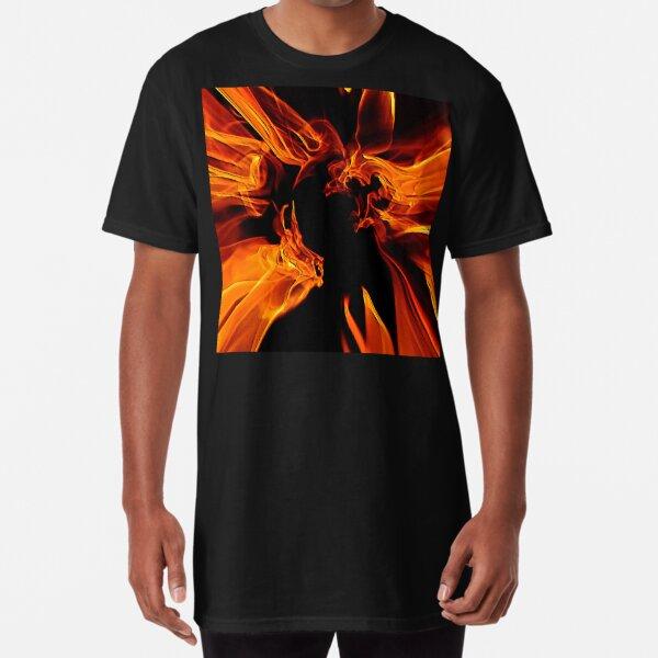 Solar Ghosts 2 Long T-Shirt