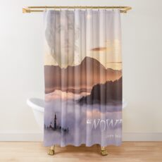 WOW - Owen Wilson Shower Curtain