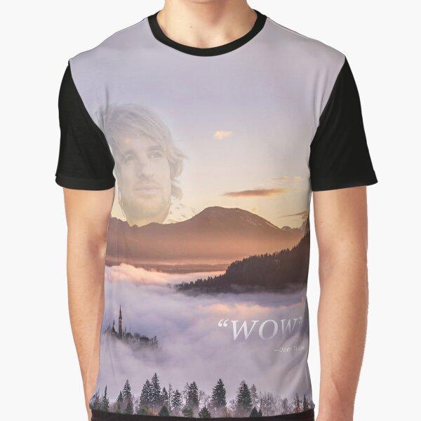 WOW - Owen Wilson Graphic T-Shirt