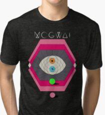 MOGWAI'S EYES Tri-blend T-Shirt