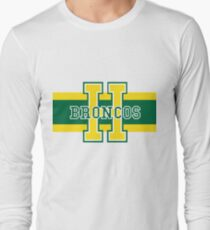 Humboldt Broncos Long Sleeve T-Shirt
