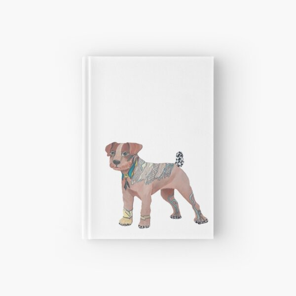 Dog Lovers Hardcover Journal