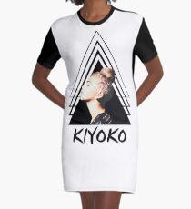 kiyoko hayley Graphic T-Shirt Dress