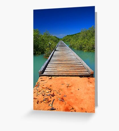 Streeters St Jetty Greeting Card
