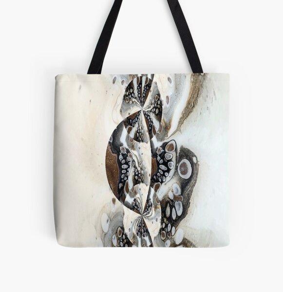 Besties  All Over Print Tote Bag