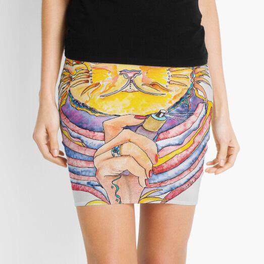 Missy Maffu Mini Skirt