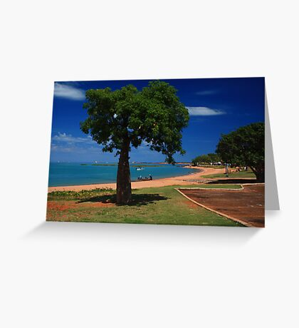 Roebuck Bay Boab Greeting Card