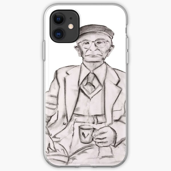 Coffee Connoisseur iPhone Soft Case