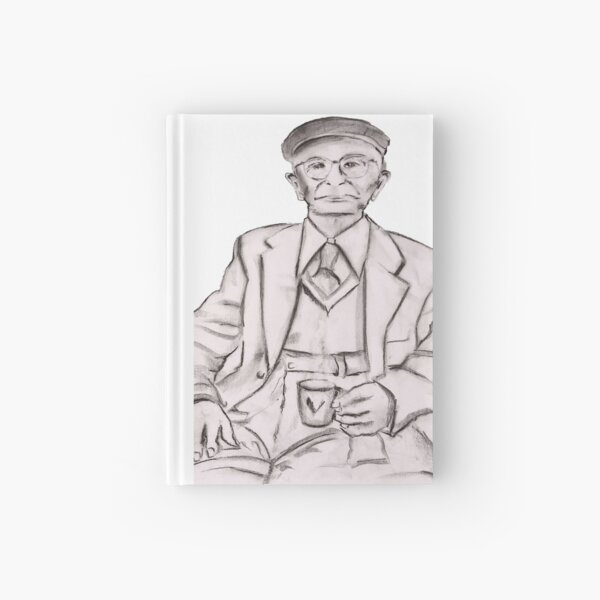 Coffee Connoisseur Hardcover Journal