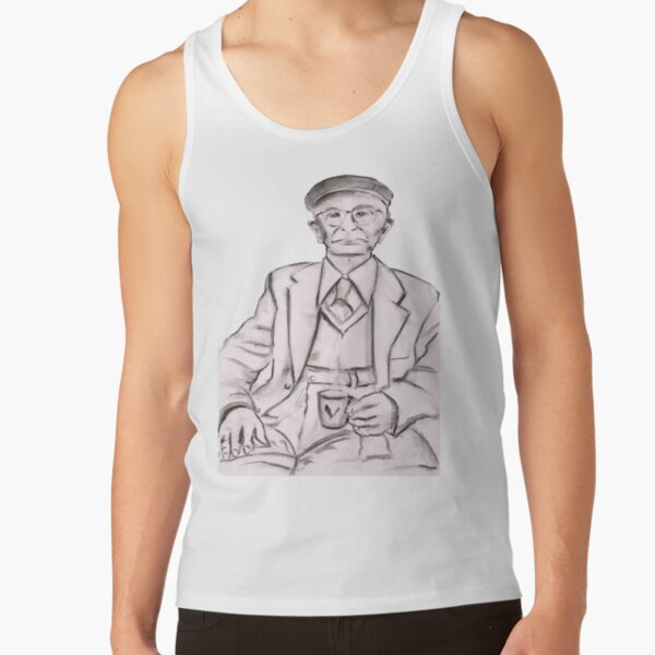 Coffee Connoisseur Tank Top