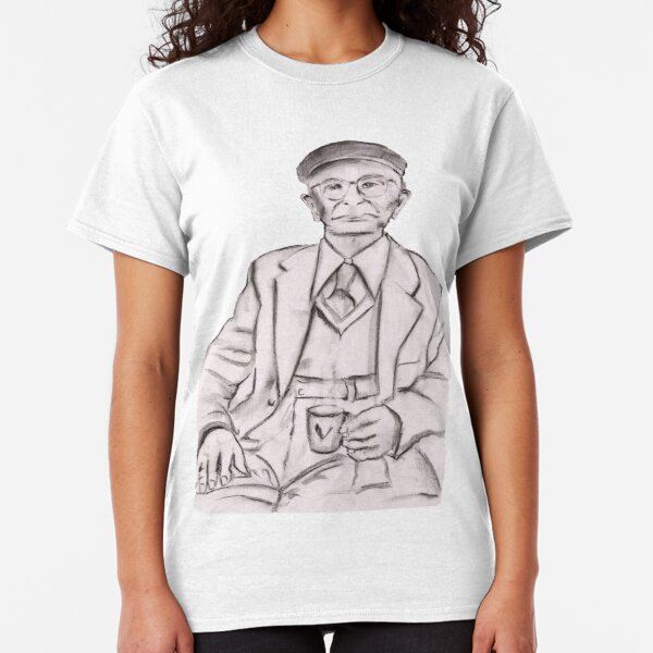 Coffee Connoisseur Classic T-Shirt