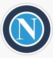 Pegatina Societa Sportiva Calcio Napoli