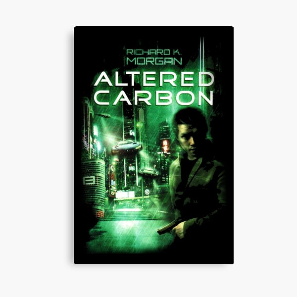 altered carbon Canvas Print