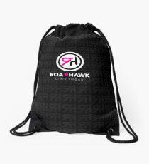 Roar Hawk Streetwear Classic Branding Logo Drawstring Bag