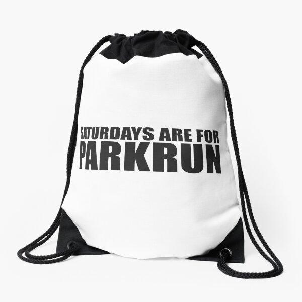 Los sábados son para Parkrun Mochila saco