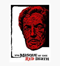 THE MASQUE OF THE RED DEATH Photographic Print