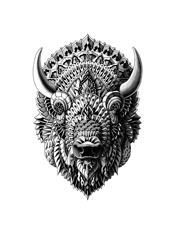 Bison von BioWorkZ