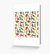 Pattern made of traditional Cinco de Mayo symbols. Mexican Fiesta Cinco de Mayo  Party Invitation.  Greeting Card