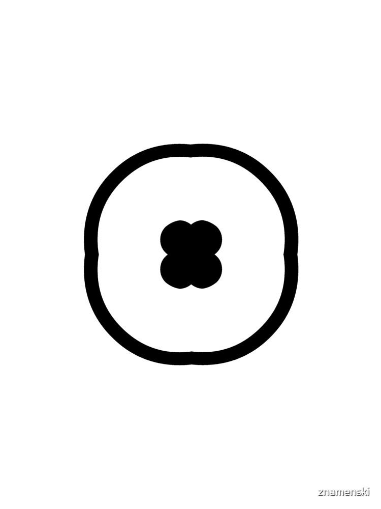Circle, Modish, original, ingenious, novel, own, individual, unorthodox, refined by znamenski