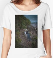 Yellow-Eyed Penguin Women's Relaxed Fit T-Shirt