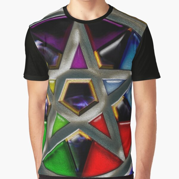 Pentacle 05 Graphic T-Shirt