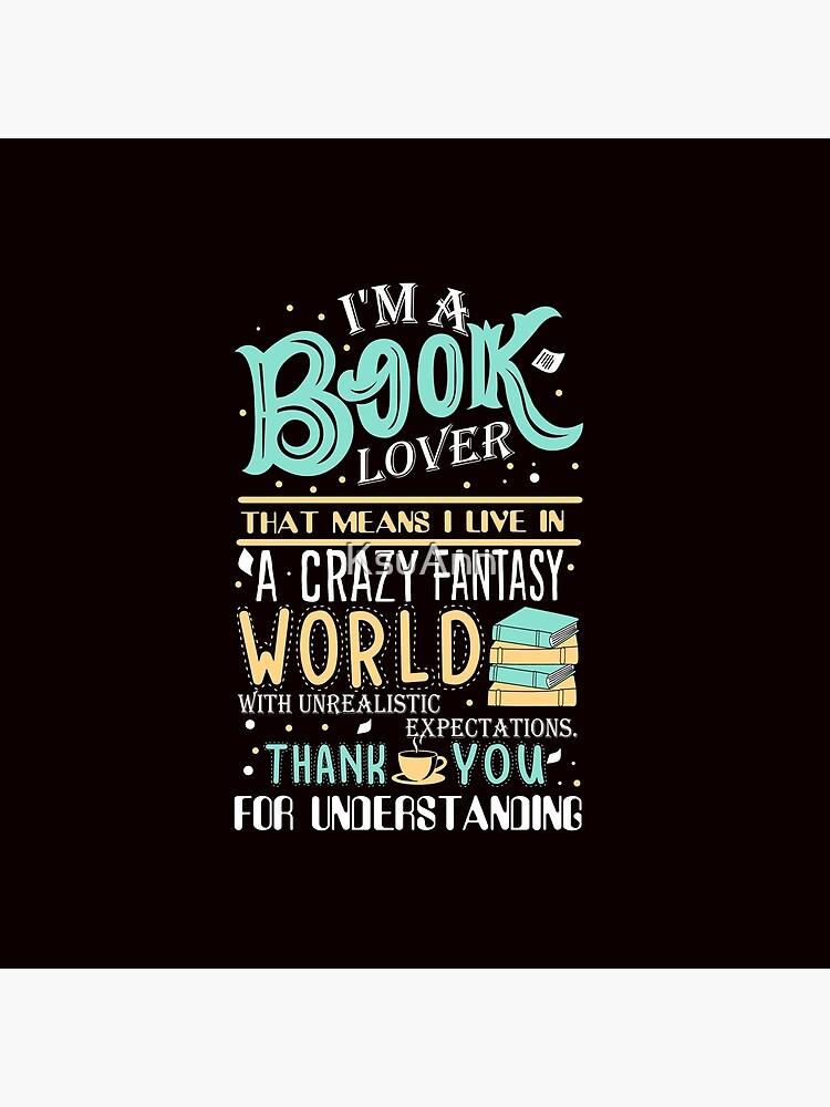 Book Lover by KsuAnn