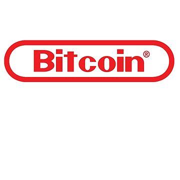 Bitcoin Nintendo by neonxiomai