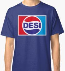 Cool Desi Logo Classic T-Shirt