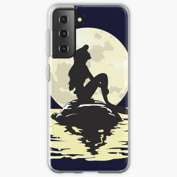 Under the Moonlight Samsung Galaxy Soft Case
