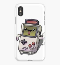 Game Boy retro gaming console iPhone Case/Skin