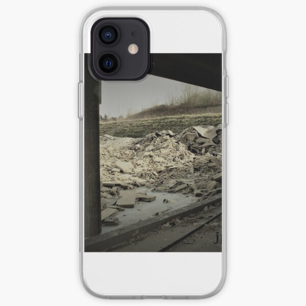 picture urbex france iPhone Soft Case