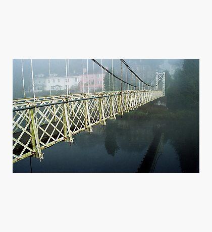 The Shakey Bridge In Colour Photographic Print